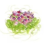 Atom Flowers #36
