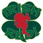 Irish Red Superwoman