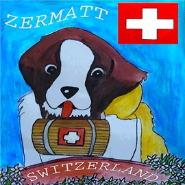St Bernard Switzerland