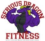 Serious Purple Dragon