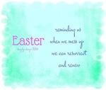 Easter Renew