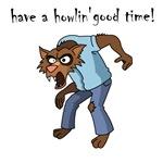Howlin' good time werewolf