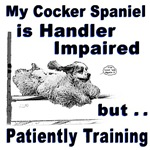 Cocker Spaniel Agility
