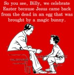 Billy's Easter Lesson