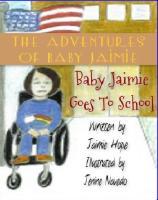 Baby Jaimiie Goes To School