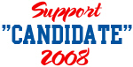 Support President 2008
