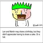 Shared Birthday