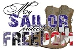 My Sailor Protects Our Freedom