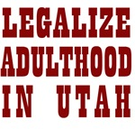 Legalize Adulthood in Utah