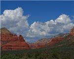 Red Rock Valley in Sedona, AZ 081