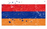 Armenian Flag (Punk)