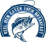 Reel Men Catch Breakfast 2