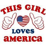 This Girl Loves America