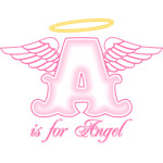 A is for Angel Pink