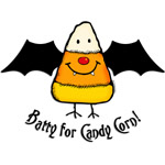 Batty For Candy Corn