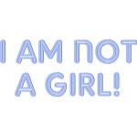 I Am Not A Girl 2