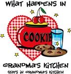 Happens In Grandma's Kitchen