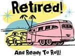 Retro Trailer Retired