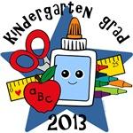 School Supplies Kindergarten Grad 2013