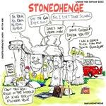 Stonedhendge