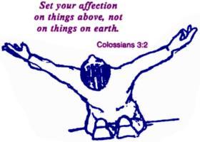 To Conquer - Colossians 3:2