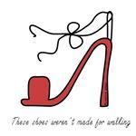 Red Heel Shoes