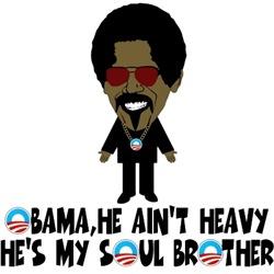 Pro Obama soul bro Obama Tees