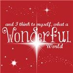 Wonderful World (VARIOUS DESIGNS)