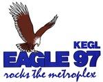 Eagle 97  KEGL  (1984)