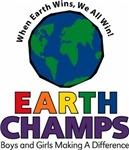 Earth Champs Logos