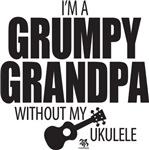 Grumpy Grandpa Uke