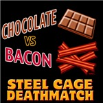 Bacon VS Chocolate