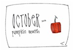 We Love October