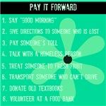 Pay it Forward 8