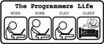 Unique The programmers life