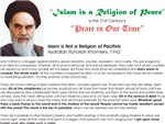 Ayatollah on Islam