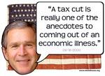 Tax Cut Logic