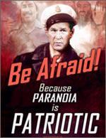 Patriotic Paranoia