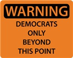 Democrats Only