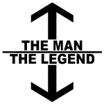 the man/woman...the legend.