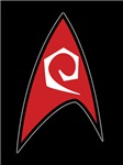 Star Trek TOS Engineer Badge