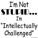 Intellectually Challenged