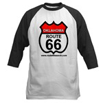 Oklahoma Route 66 Other Shirts