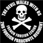 France - Foreign Legion - 2REP Devil