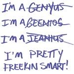I'm a Genius! (light)