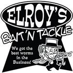 Elroy's Bait 'N Tackle Black