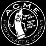 A.C.M.E. (White)