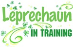 Leprechaun in training
