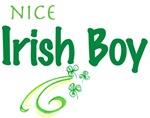 nice Irish boy