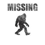 Missing Bigfoot Distressed